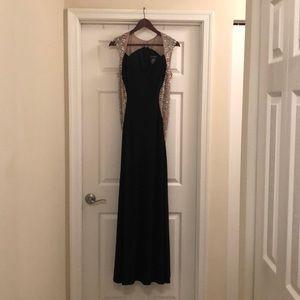 Beautiful Cachet evening gown